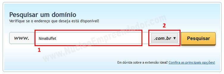 Verificar Dominio Disponivel Hostgator