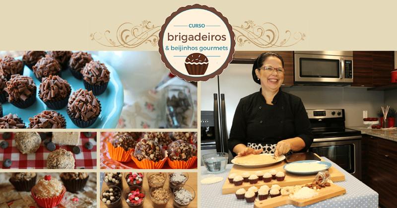 Curso de Brigadeiro Gourmet Online - Banner Topo